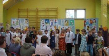 2007-2008 Przygotowania do końca roku szkolnego