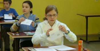 2007-2008 VII Międzyszkolny Konkurs Matematyzny klas piątych