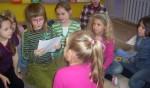 Bajki napisane przez uczniów na konkurs Z bajką przez życie – kl.II tęczowa