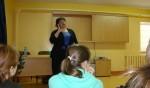 Spotkanie z Panią Profesor Bożeną Tieszen