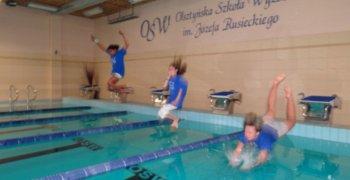 Swimming Show 2012 – zawody pływackie