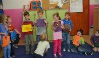 Angielskie miniprzedstawienia klas pierwszych