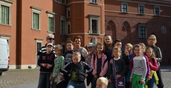 Wycieczka do Warszawy kl.III
