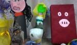 Międzyszkolna wystawa -Halloween-owe stworki