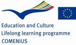 Logo projektu Comenius