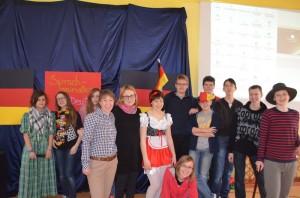 Projekt gimnazjalny- Sprachanimationen auf Deutsch