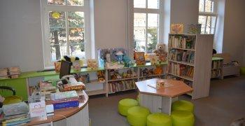 Zerówki w bibliotece