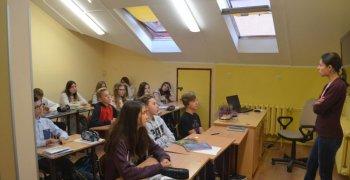 Spotkanie z policjantem nt. odpowiedzialności prawnej osób nieletnich