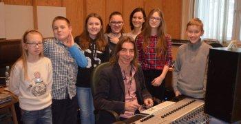 Nagranie w Radiu Olsztyn