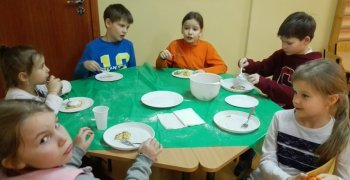 Klub Kuchcika- ryżowe placuszki