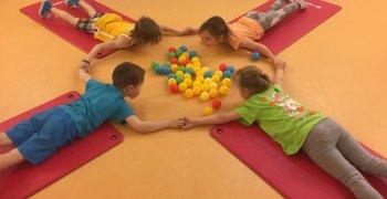 Gimnastyka korekcyjna – zerówka