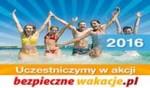 Uczestniczymy w akcji Bezpieczne Wakacje.pl
