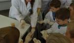 Z wizytą w Zespole Szkół Chemicznych