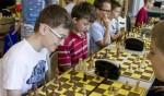 Turniej szachowy o V i IV kategorię