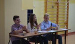 Debata kandydatów i wybory Przewodniczącego Samorządu Uczniowskiego