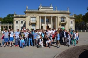 Wycieczka do Warszawy – klasy IV-VI