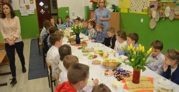 Śniadanie Wielkanocne klas 0-III 2017