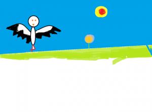 """Konkurs Grafiki Komputerowej dla uczniów klas I – III  """"Bocian biały – ptak wspaniały!"""""""