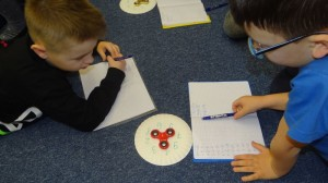 Matematyka ze spinnerami