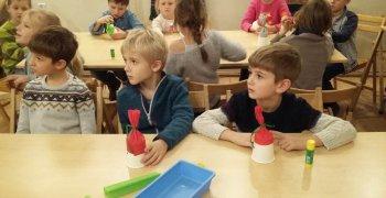 Zajęcia w Domu Gazety Olsztyńskiej