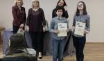 Uczniowie Stojedynki na II Wojewódzkim Dyktandzie z Języka Niemieckiego