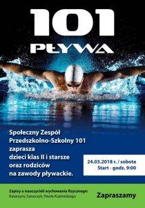 101 pływa