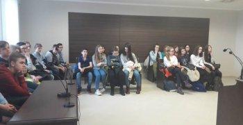 Wizyta w Sądzie Rejonowym w Olsztynie