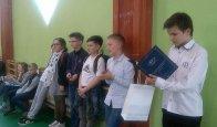 Nasze sukcesy na II Wojewódzkim Konkursie Języka Niemieckiego dla klas IV-VII SP