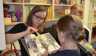 Narodowy Dzień Czytania w szkolnej bibliotece