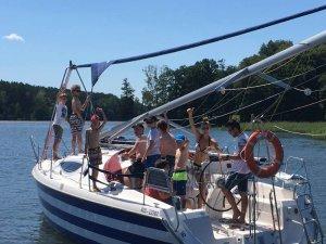 Rejs żeglarski 101
