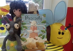 """""""Pszczółka Flora w Stojedynce – Let's bee Friends"""""""