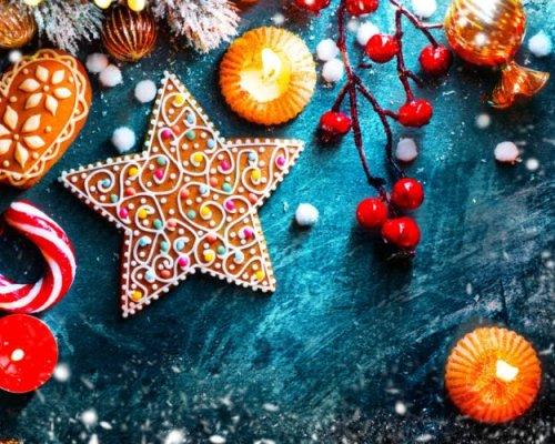 Warsztaty Bożonarodzeniowie klas I borówkowej i II poziomkowej