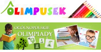 """Ogólnopolska Olimpiada """"Olimpusek"""""""