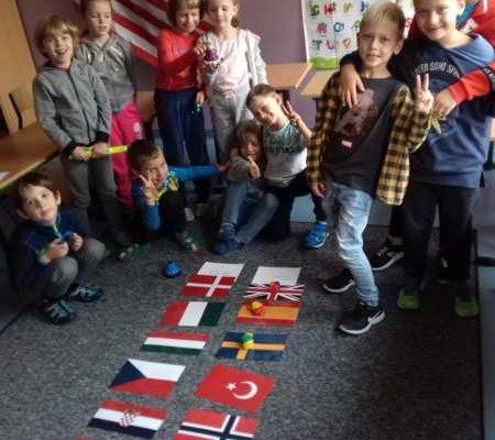 30 języków świata na 30-lecie szkoły