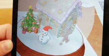 Zimowo, świątecznie, kolorowo