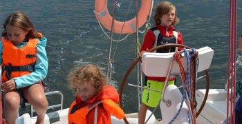 Obóz żeglarski – zapisy