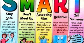 30 trików dla dzieci jak być bezpiecznym w sieci.