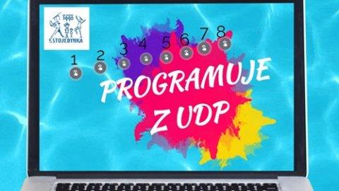 STOJEDYNKA programuje zdalnie razem z UDP